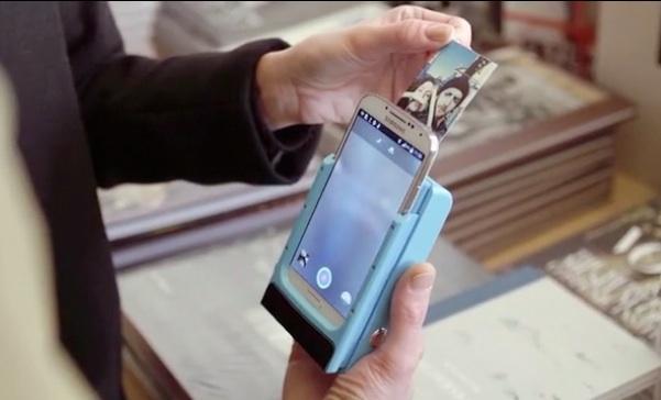 Prynt Case, la carcasa para convertir tu smartphone en una cámara Polaroid ya está disponible en Kickstarter