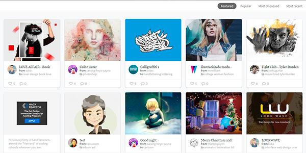 Socialdoe: Pinterest para creativos