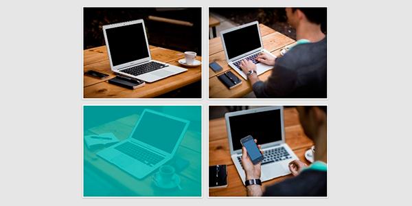 Un genial efecto con CSS y JavaScript para interacciones con el mouse