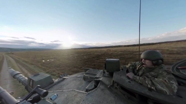 oculus rift army british