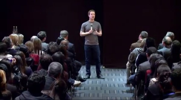 preguntas y respuestas Mark Zuckerberg