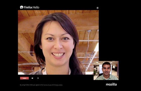Firefox nos cuenta más detalles sobre Hello, su plataforma de videoconferencia