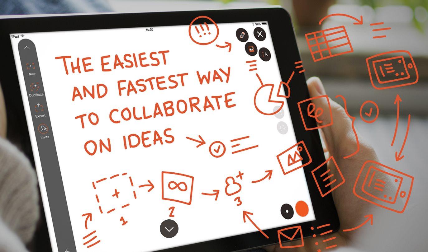 expansive, una aplicación para compartir ideas [iOS]