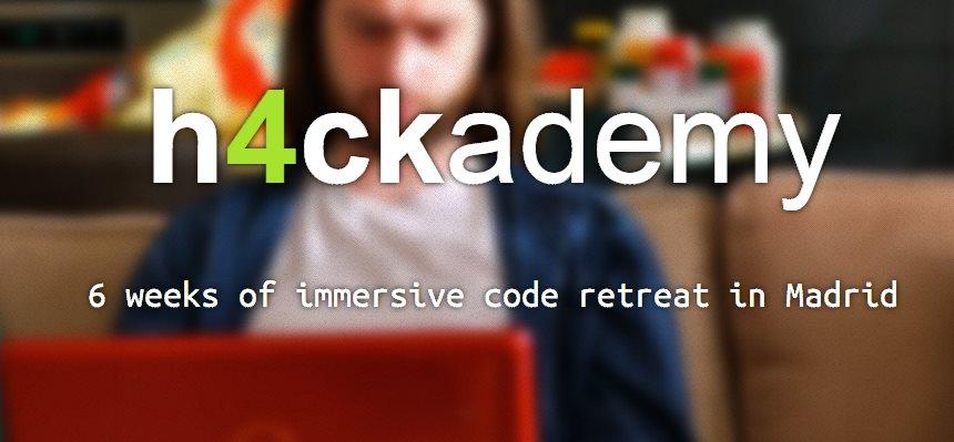 h4ckademy – una escuela, abierta y gratuita, para programadores