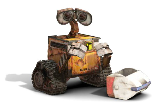 walle disney pixar