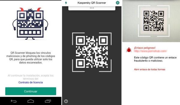 Kaspersky-QR-Scanner