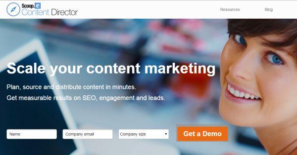 Scoop.it Content Director
