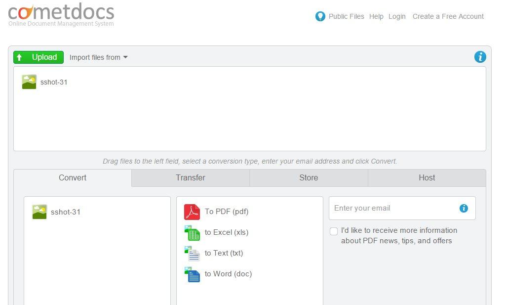 3 opciones web para cambiar de formato los archivos