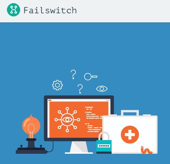 failswitch crea una copia en HTML de tu sitio web y la muestra cuando tu servidor ha caído