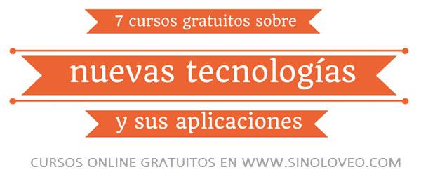 cursos sobre nuevas tecnologias