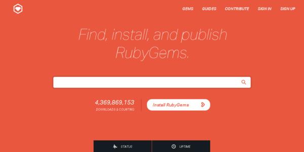 RubyGems: Encuentra, Instala Y Distribuye Gemas Ruby