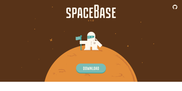 SpaceBase: Framework CSS Responsiva Basada En SASS