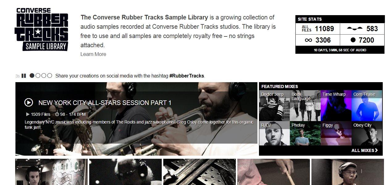 11.000 archivos de música gratuitos para usar en Facebook, Youtube y demás proyectos