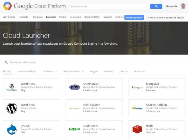 Cloud Launcher