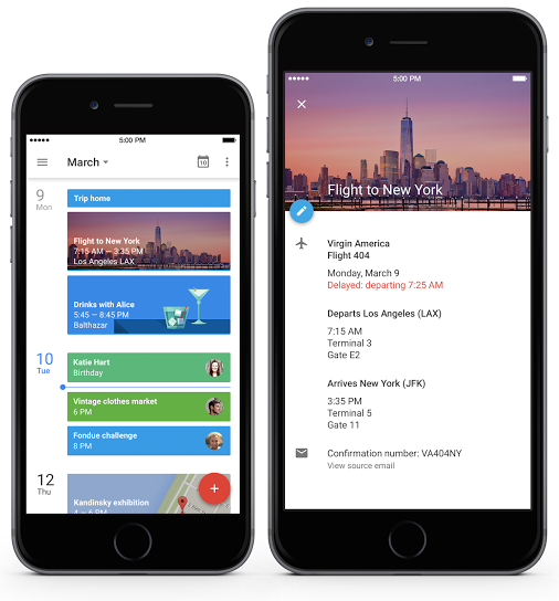 GoogleCalendar-iOS