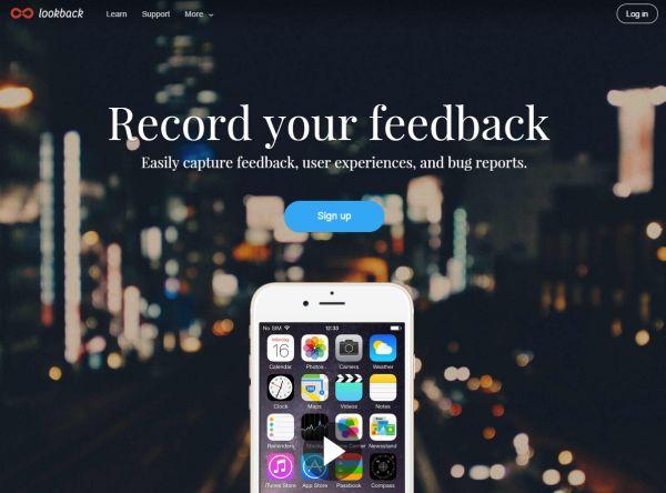 Lookback llega a la versión 1.0 con una serie de novedades importantes