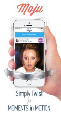 """Moju, el """"instagram con esteroides"""" para iOS, lanza nueva versión"""