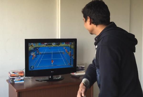 Motion Tennis, un juego para Android compatible con Chromecast en el que utilizarás tu teléfono como un mando de Wii