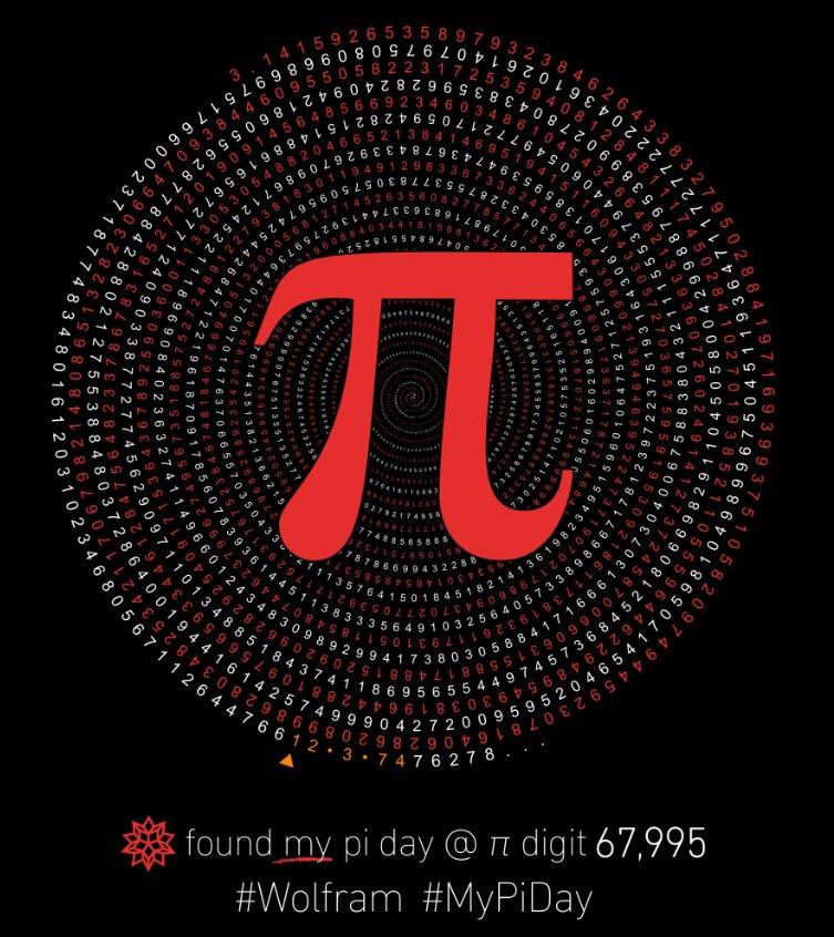 mypiday, una web para encontrar nuestra fecha de nacimiento dentro del número Pi