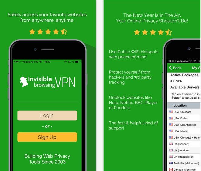 3 motivos para usar VPN. Probamos ibVPN
