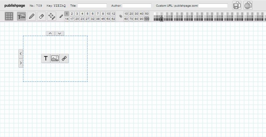 publishpage, una forma diferente de crear y publicar páginas web