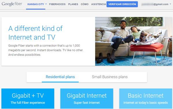 """Google comienza a probar un """"AdSense para TV"""" en su servicio de fibra óptica"""