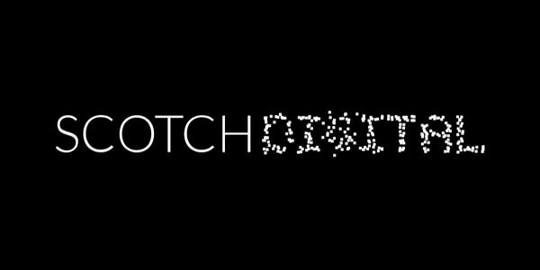 Logo Interactivo De Scotch Digital
