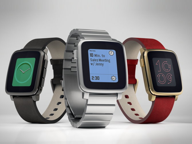 pebble time financiacion