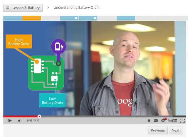 Curso Android de Google