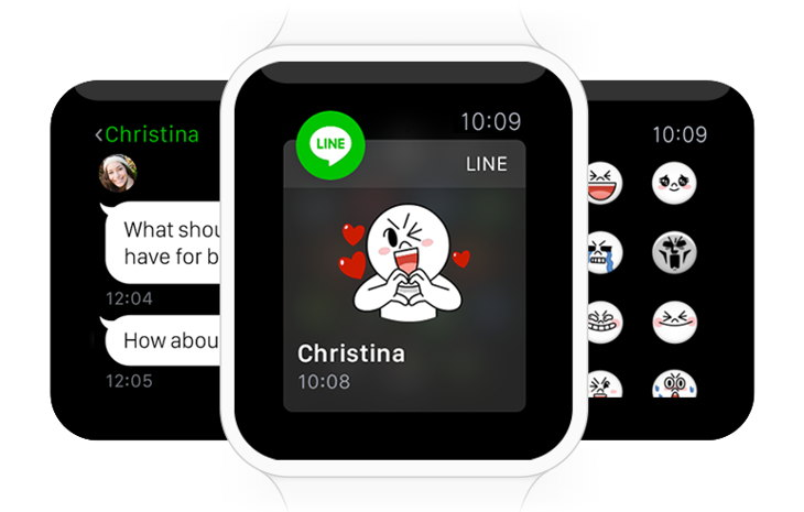 app line apple watch