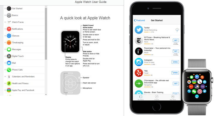 apple watch guias