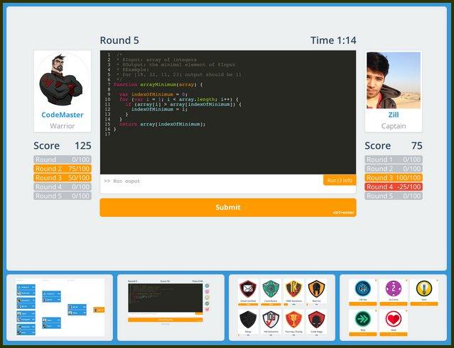 CodeFights, para demostrar al mundo que somos el mejor programador del mundo