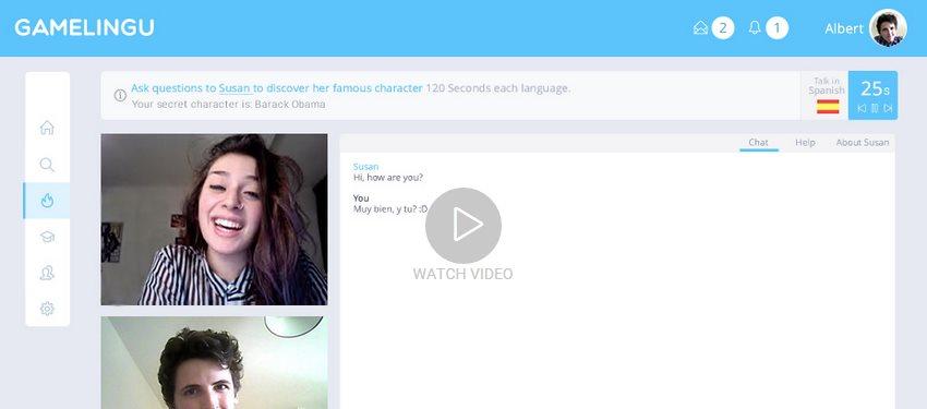 gamelingu, un nuevo proyecto para enseñar y aprender idiomas de forma gratuita