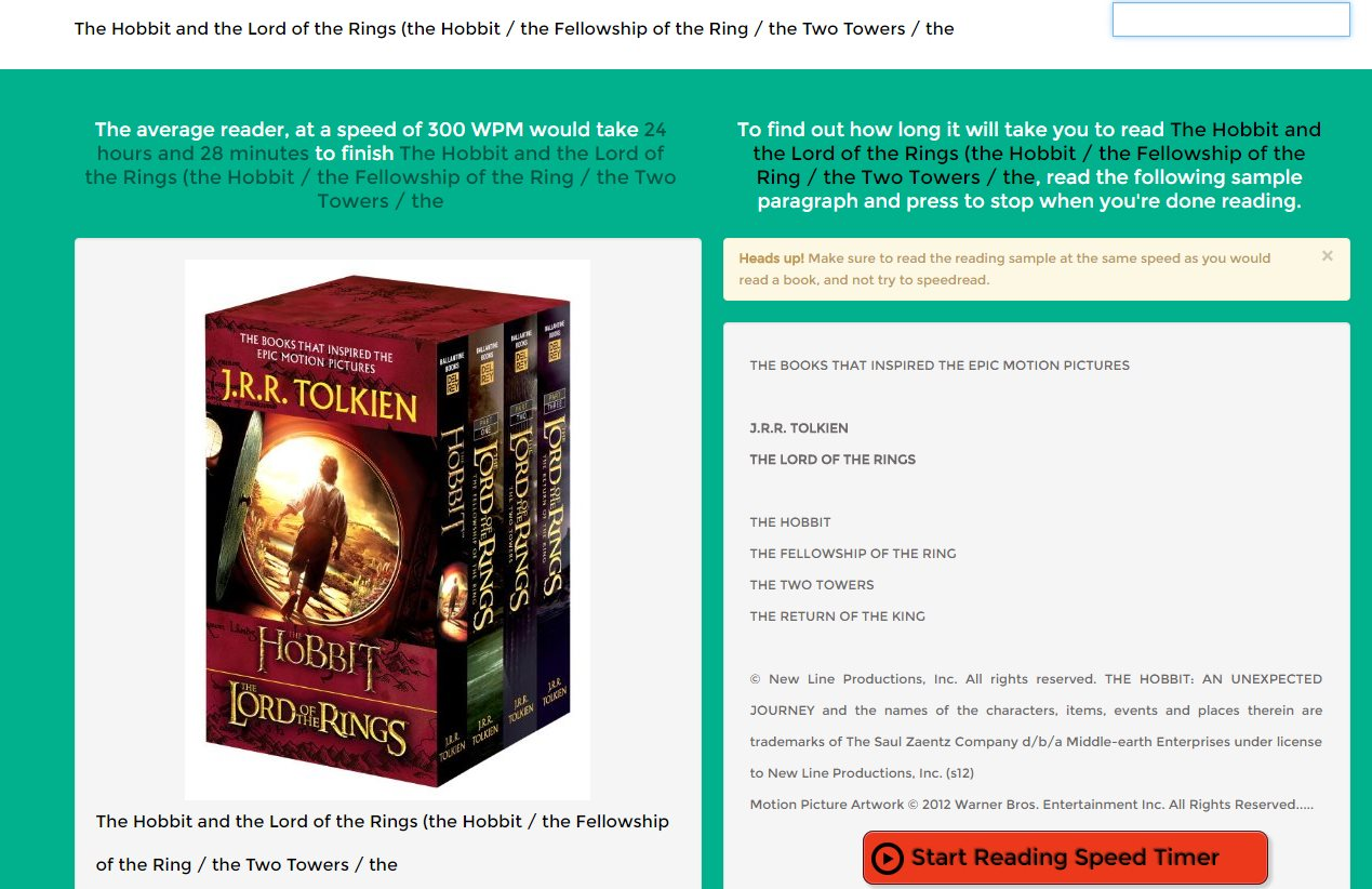Lord Of The Rings The Two Towers Epub