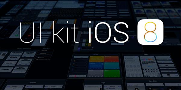 Paquete De Diseño Para iOS 8