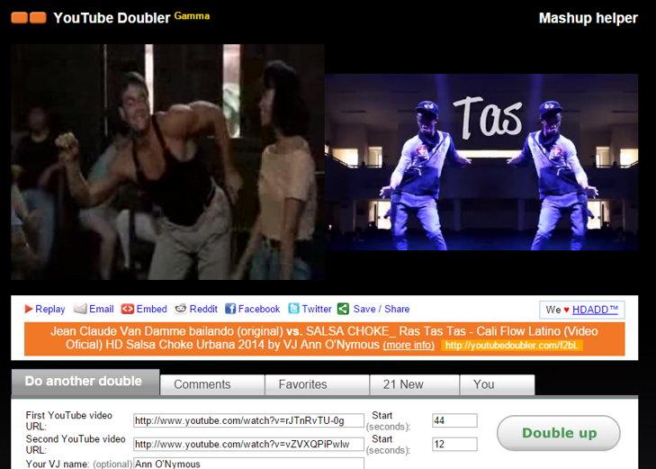 youtube double masher