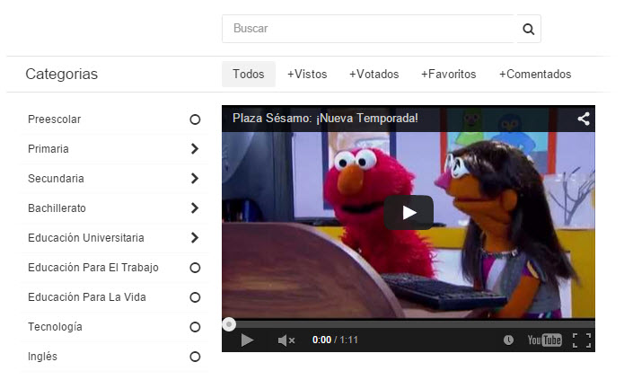 youtube educacion