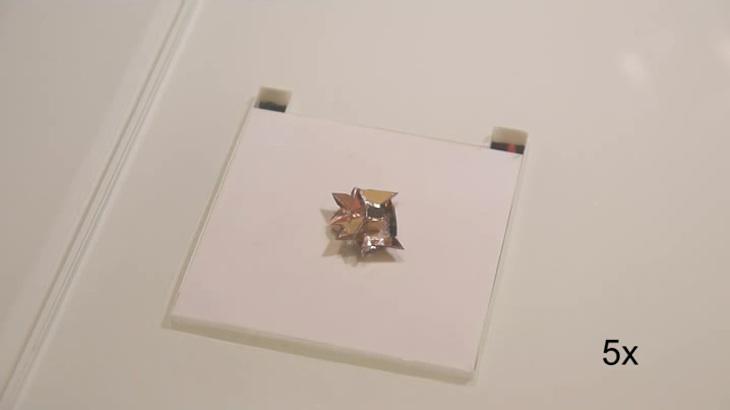 Robot origami