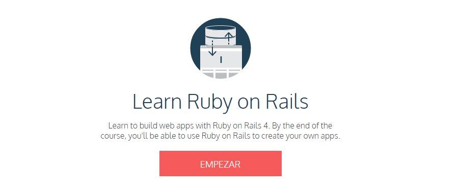 Dos nuevos cursos online gratuitos: de Growth Hacking y de Ruby on Rails
