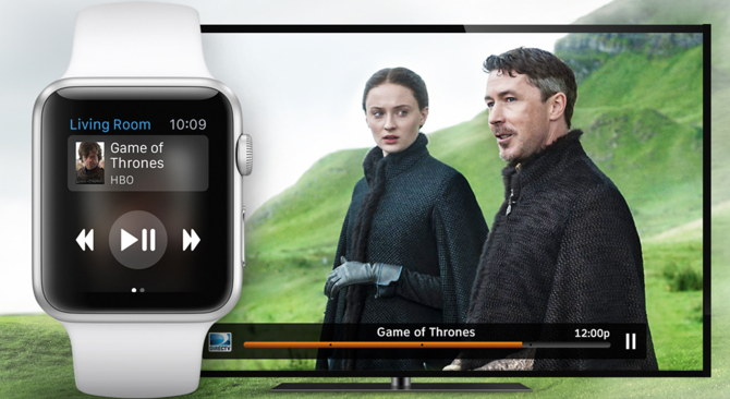 directv apple watch