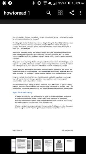 onedrive visor pdf