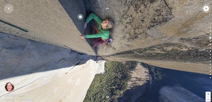 Street View - Yosemite