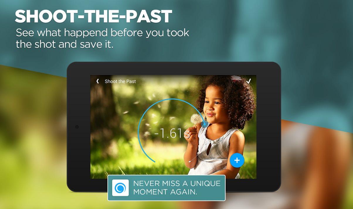 Nuevo Camera MX, la aplicación android que permite hacer fotografías del pasado