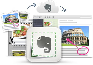 capturador web evernote