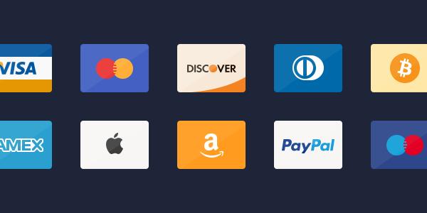 Diseños De Tarjetas De Crédito En Formato PSD