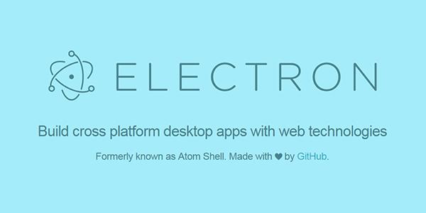 Electron: Plataforma De Desarrollo Para Aplicaciones De Escritorio