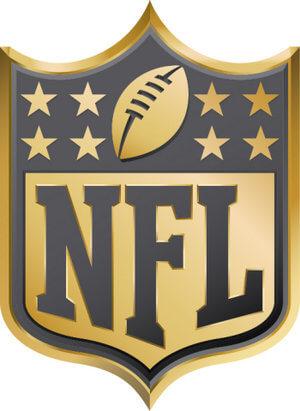 gold nfl logo