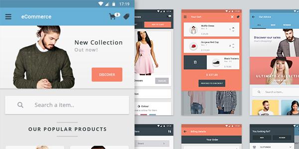 Materia: Interfaz Para Diseño De Sitios De Comercio Electrónico