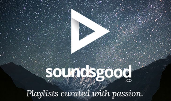 Soundsgood, plataforma social de listas de reproducción de música en streaming