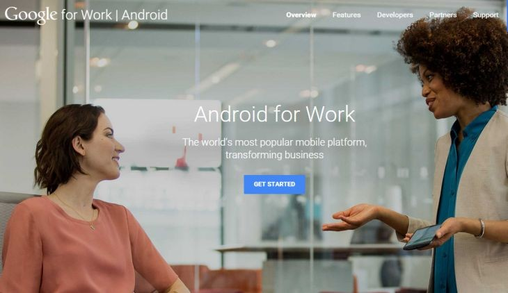 Android forWork